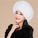 accesorios de piel sombrero de piel de piel de zorro ocasión especial / sombrero informal (más colores)