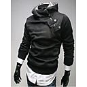hillgo bodycon de manga larga jersey de moda masculina