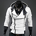 Bnuosi Men's Fashion Fitted Handsome Hoodie