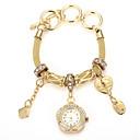 las mujeres de aleación Tomono viste el reloj (de oro)