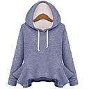 espesantes moda rlk además de terciopelo con capucha 8979 tops de color rosa, azul