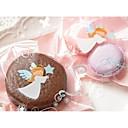 10 piezas bolsa de caramelos ángel de la Navidad