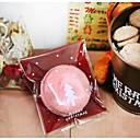 10 piezas de la bolsa roja linda del regalo del árbol de navidad