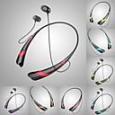 HBS-760 auricular bluetooth v4.0 deportes de la moda estéreo para el iphone 6, iPhone5 / iphone 5s 4 / 4S y el teléfono celular