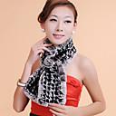 accesorios bufanda de piel de piel de mapache ocasión especial / bufanda informal (más colores)
