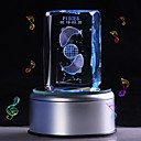 Personalized Gift 3D Pisces music box  LIWUYOU™