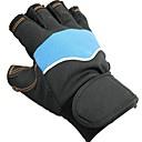 al aire libre de alta calidad guantes de ciclismo corto del dedo guantes antideslizantes