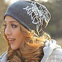 Womens Fashion All Matching Vintage Beanie/Slouchy