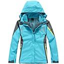 algodón de las mujeres chaqueta de esquí impermeable resistente al desgaste