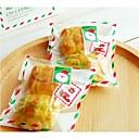 10 piezas padre bolsa de caramelos sobre de navidad