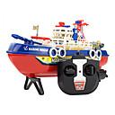 barco de rescate rc con la luzamp;juguetes de los niños de sonido