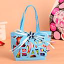 diseño del bolso con joyas bowknot favorecen bolsa-conjunto de 12 (más colores)