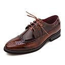 tpu zapatos de vestir marrones