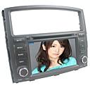 Reproductor de DVD de 7 pulgadas Android 4.2 2din coche para mitsubishi pajero 2006-2011 con GPS, canbus, rds, wifi, ipod, fm, swc