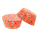 Butterflies Design Cupcake Wrappers-Set of 50