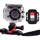 5.0mp full hd 1080p 50m deporte de acción impermeable DV cámara de casco wifi videocámara GoPro FPV