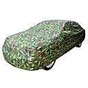 cubierta de coche universal para los vehículos comerciales fuera de la carretera 100% a prueba de lluvia nieve rascarse sol uv multicolor