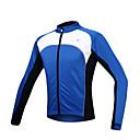spandex Santic  lana de manga larga chaqueta a prueba de viento ciclismo para los hombres c01024b