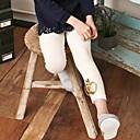 Girls Fashion Flower Leggings  Lovely Princess Winter Leggings