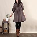 IncernWomens Fashion Loose Dress(More Colors)