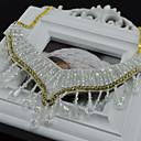 Dotu cristal de lujo tipo collar corto jl047
