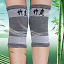 Sport Protection Joint Support Bamboo Knitted Warm  Knee Cap 1Pcs