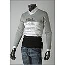 City Mens Casual Basic Fashion Soft Knitwear Sweater