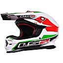 LS2 de alta gama de motocicletas de fibra de vidrio profesional coldproof medio casco caliente