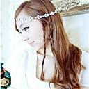 Set Diamond Little Flower Hair Band