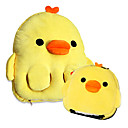 Heated Creative Small Chick Cartoon Pattern USB Warmer Feet Warmer Hand Warmer Pad Hand Warmers