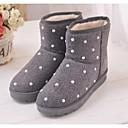 2014 antideslizantes invierno botas calientes de Enthone mujeres msi en botas cilindros AM074 zapatos graycotton