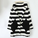 Womens Stripes Loose Sweater(More Colors)