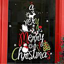 """artística ventana árbol abstracto pegatina Feliz Navidad (44.52 """"W x 41.28"""" l)"""