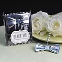 """""""Black tie"""" bow-tie Korkenzieher"""
