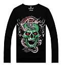 KR Mens 75D Printed Casual T-shirt