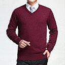 Long Sleeve Knitwear Wool Sweater