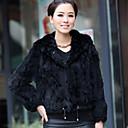 abrigo corto con capucha 2014new de Nina mujeres 127