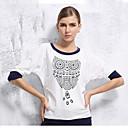 City Style WomenS Pattern Shirt
