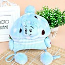 Childrens Thickening Cartoon Cashmere Ear Cap for 1-12 Months Random Delivery