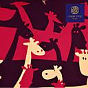 bufanda ciervos de Liyuan Style mujeres