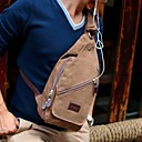 Mens Military Canvas Messenger Shoulder Outdoor Sports Travel Hiking Casual Fanny Bicycle Bag Backpack Rucksack