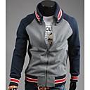 abrigo de estilo coreano de los hombres manlodi