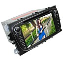 "7 ""android4.2 2din coche reproductor de DVD capacitivo para ford mondeo / focus (2007-2011) con GPS, Bluetooth, atv, rds, ipod, swc, wifi"