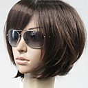 Womans Vogue Brown Straight Short Synthetic Wigs