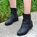 Womens Shoes KAMEIYA Fashion Boots Low Heel Ankle Boots More Colors available