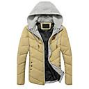 Jianda Mens Hoodie Custom Fit Leisure Coat