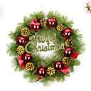 navidad guirnalda piña regalo decorativo