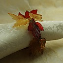 fallen-leaf-napkin-ring-christmas-acrylic-177inch-set-12