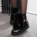 Lacey Womens All Match With Fur Short Boots
