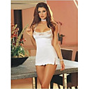 Womens Sexy white Nightgown